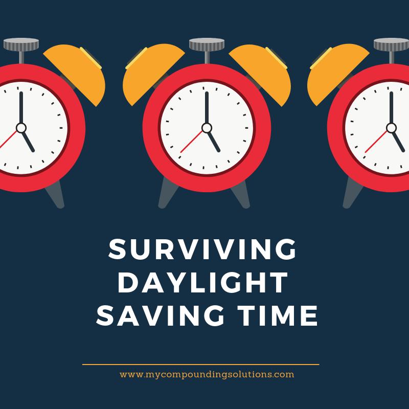 surviving daylight saving time